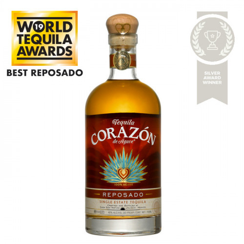 Corazon - Single Estate - Reposado | Mexican Tequila