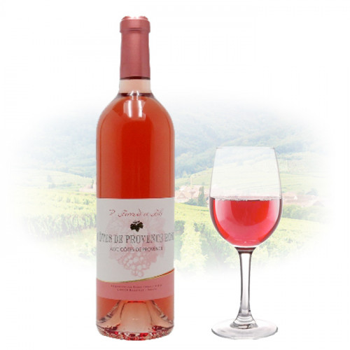 Côtes de Provence Rosé - Ferraud   Wine