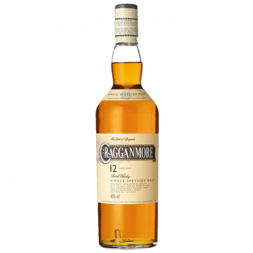 Cragganmore 12 Year Old 1L Single Malt Scotch Whisky | Philippines Manila Whisky
