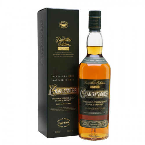 Cragganmore Distillers Edition | Single Malt Scotch Whisky