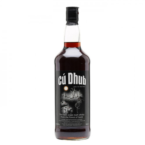 CU Dhub Black Whisky | Single Malt Scotch Whisky