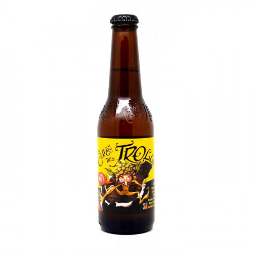 Dubuisson Cuvée des Trolls Beer - 330ml (Bottle) | Belgium Beer
