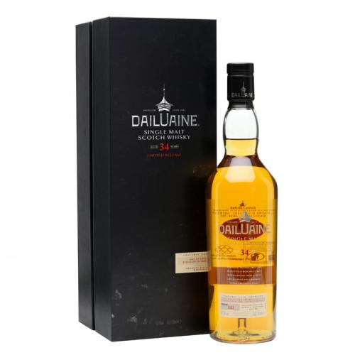 Dailuaine - 34 Year Old | Single Malt Scotch Whisky