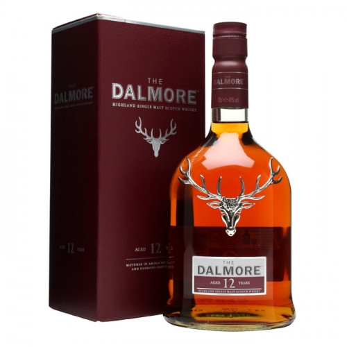 The Dalmore 12 Year Old | Philippines Manila Whisky