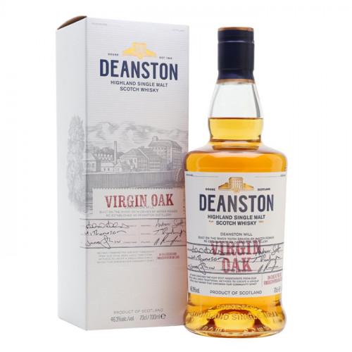 Deanston Virgin Oak | Single Malt Scotch Whisky