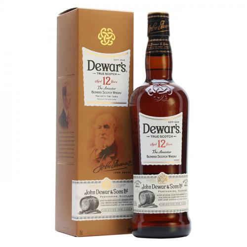 Dewar's 12 Years Old   Philippines Manila Whisky