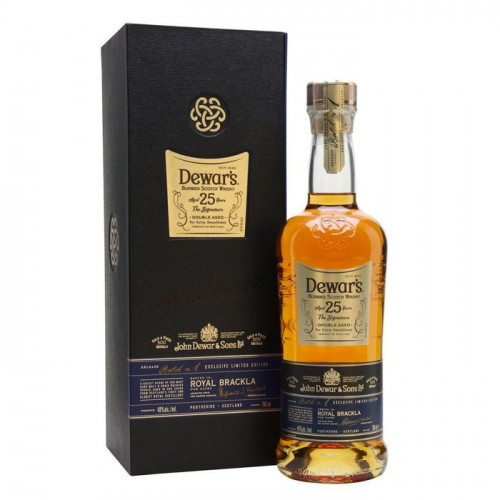 Dewar's 25 Year Old | Blended Scotch Whisky