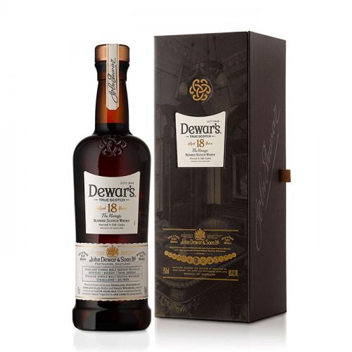 Dewar's 18 Year Old - The Vintage | Blended Scotch Whisky