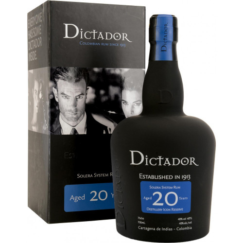Dictador - 20 Year Old | Colombian Rum