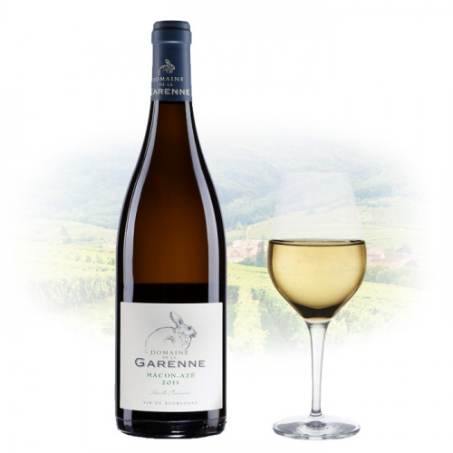 Domaine de la Garenne - Macon-Azé | French White Wine