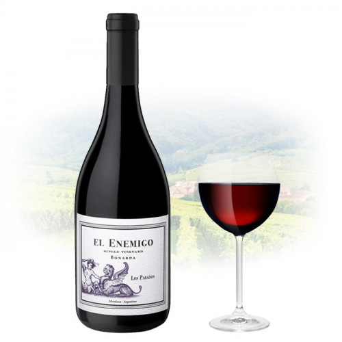 El Enemigo - Los Paraísos - Single Vineyard - Bonarda | Argentinian Red Wine