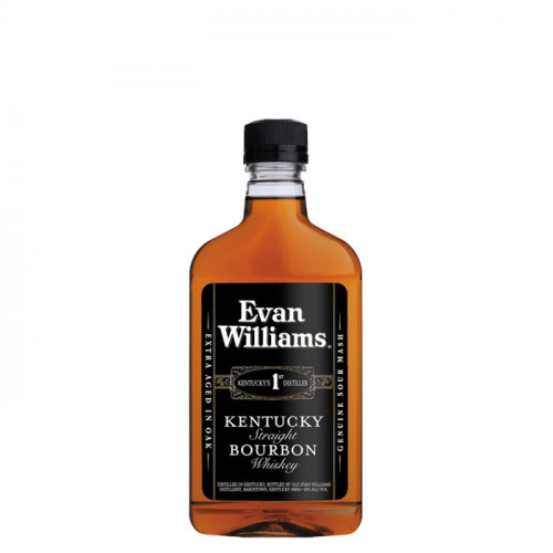Evan Williams - Black Label - 375ml | Kentucky Straight Bourbon Whiskey