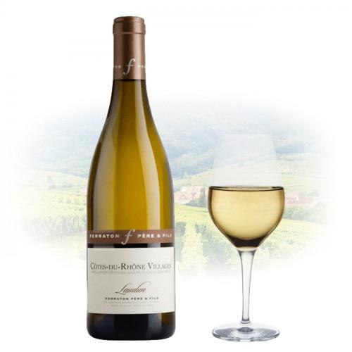 Ferraton Père & Fils - Côtes du Rhône Villages Laudun | French White Wine