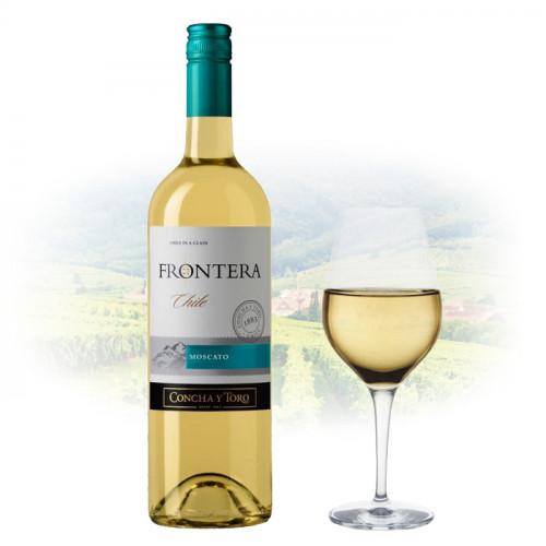 Frontera - Moscato   Chilean White Wine