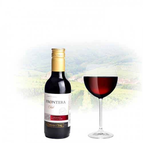 Frontera - Cabernet Sauvignon - Miniature (187ml)   Chilean Red Wine