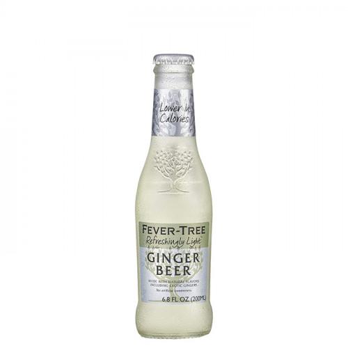 Fever Tree - 200ml   Premium Ginger Beer
