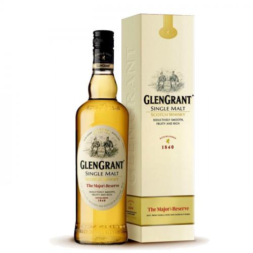Glen Grant The Major's Reserve   Philippines Manila Whisky