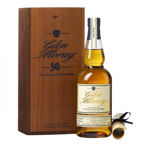 Glen Moray - 30 Year Old | Single Malt Scotch Whisky