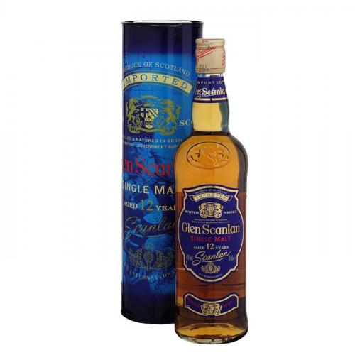 Glen Scanlan 12 Years Old | Philippines Manila Whisky