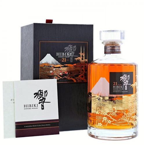 Suntory Hibiki 21 Year Old Mount Fuji - Limited Edition | Manila Philippines Whisky