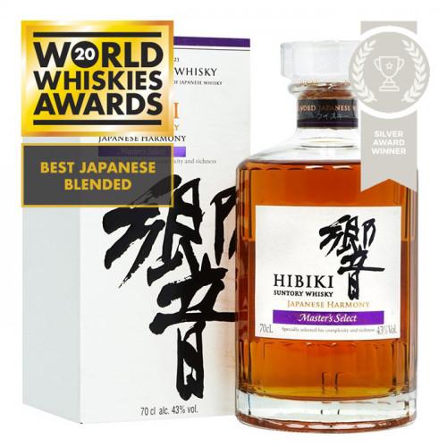Suntory Hibiki - Japanese Harmony - Master's Select | Japanese Whisky