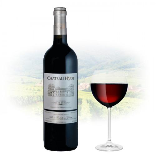 Chateau Hyot Castillon - Cotes de Bordeaux | French Red Wine
