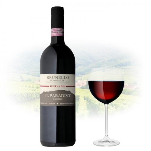 Il Paradiso de Manfredi - Brunello di Montalcino | Italian Red Wine