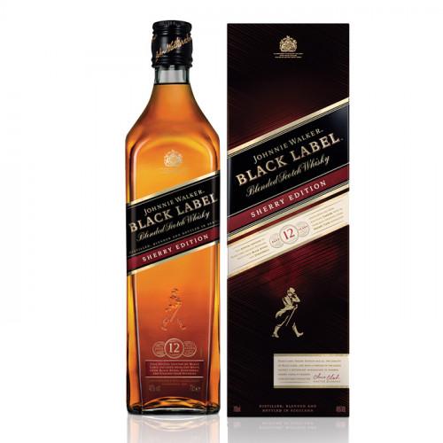 Johnnie Walker Black Label Sherry Edition | Manila Philippines Whisky