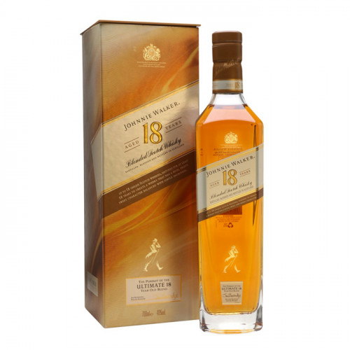 Johnnie Walker - Ultimate 18 Year Old | Blended Scotch Whisky