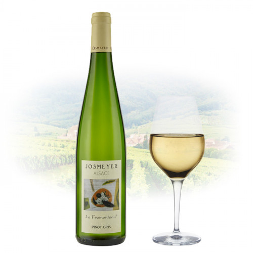 Josmeyer - Le Fromenteau - Pinot Gris | French White Wine