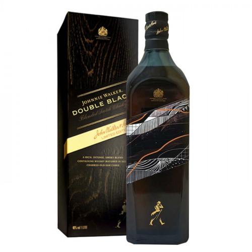 Johnnie Walker Double Black 1L - Flavor Festival Edition   Blended Scotch Whisky