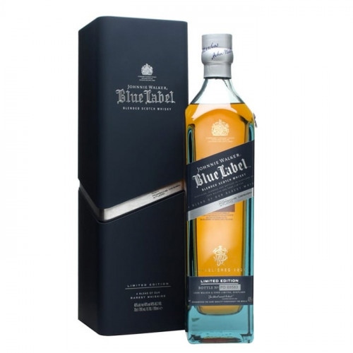 Johnnie Walker Blue Label - Porsche Design Studio Limited Edition | Blended Scotch Whisky