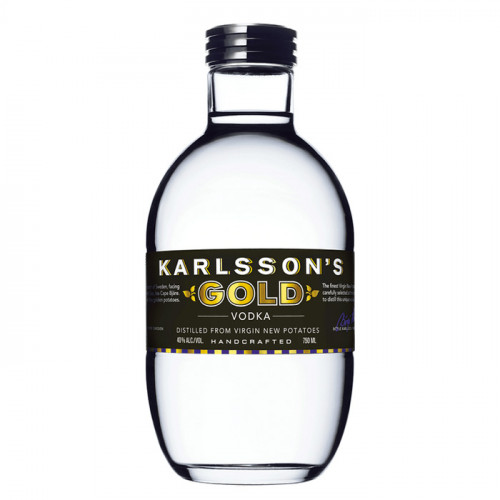Karlsson's Gold | Handcrafted Swedish Vodka