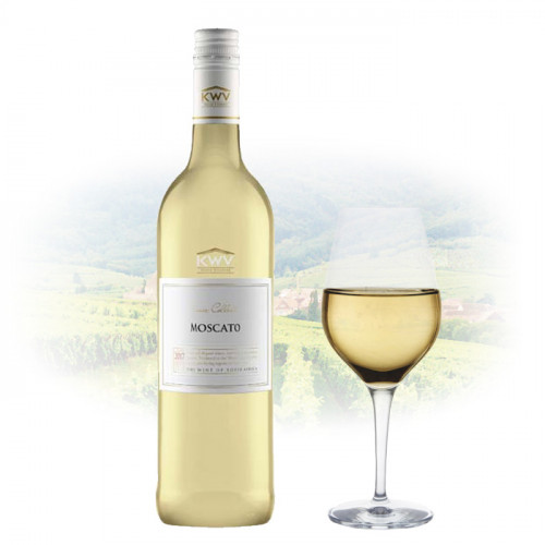 KWV - Classic Collection - Moscato | South African White Wine