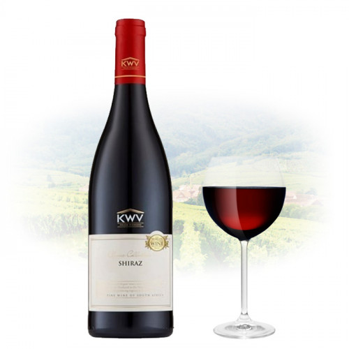 KWV - Classic Collection - Shiraz | South African White Wine
