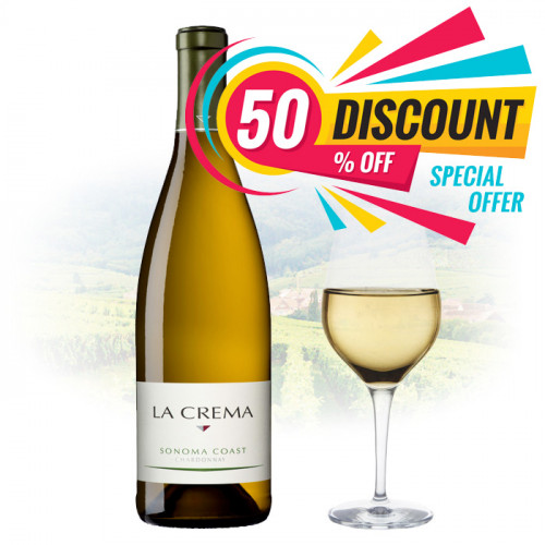 La Crema - Sonoma Coast - Chardonnay | Californian White Wine