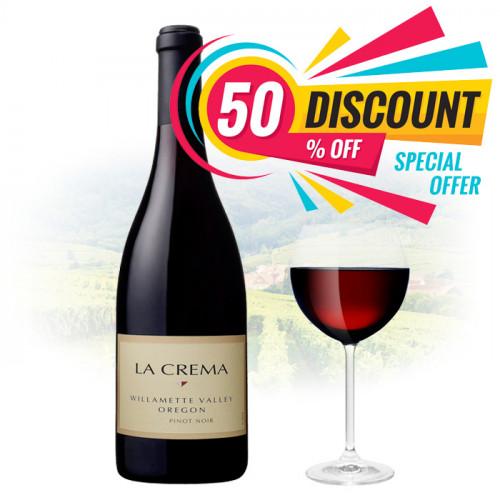La Crema - Willamette Valley - Pinot Noir | Oregon Red Wine