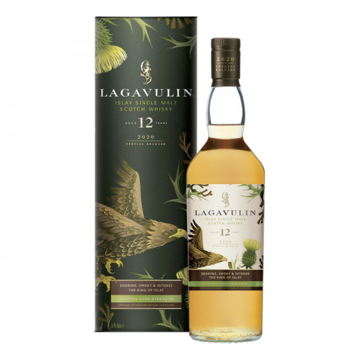 Lagavulin 12 Year Old - Special Release 2020 | Single Malt Scotch Whisky