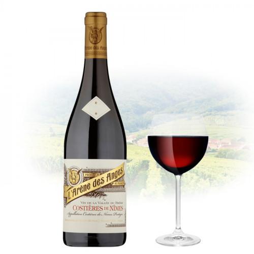 L'Arène des Anges - Costières de Nîmes   French Red Wine