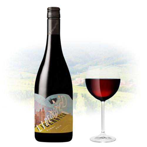 Liberated Pinot Noir | Philippines Manila Wine