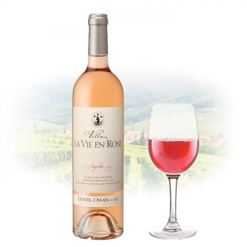Lionel Osmin Villa La Vie en Rose | Philippines Manila Wine