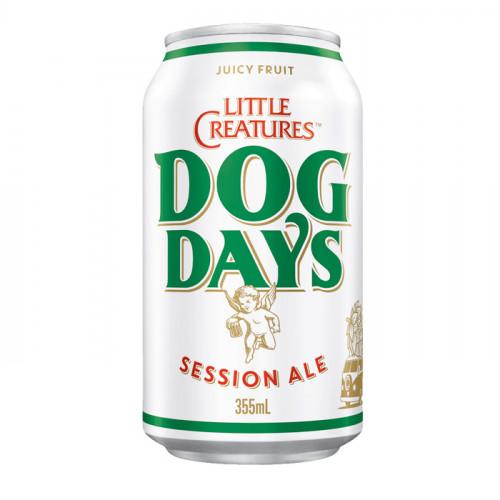 Little Creatures - Dog Days - 330ml (Can)   Australian Beer