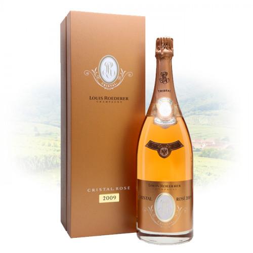 Louis Roederer Cristal Rosé - 2009 - 3L | Champagne