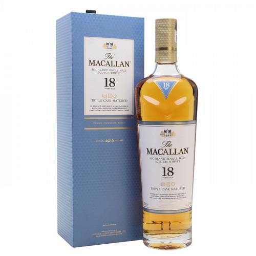 The Macallan 18 Year Old - Triple Cask Matured | Single Malt Scotch Whisky