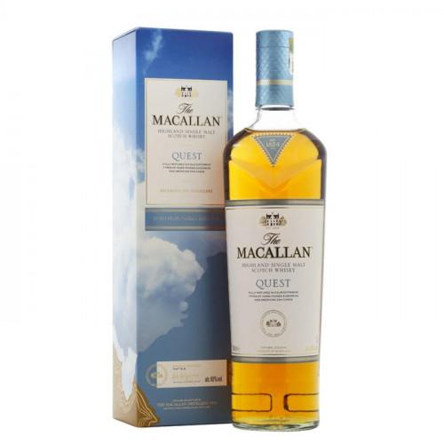 The Macallan Quest 1L | Single Malt Scotch Whisky