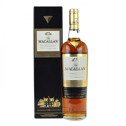 The Macallan President's Edition | Philippines Manila Whisky