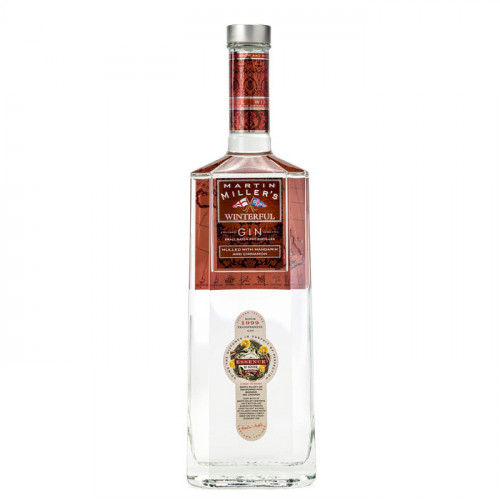 Martin Miller's - Winterful Edition | England Iceland Gin