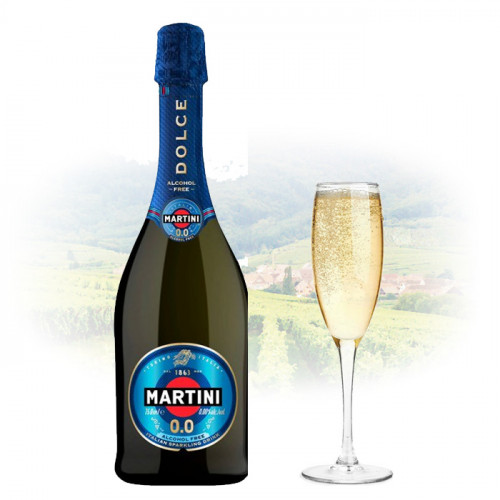 Martini Dolce 0.0 | Alcohol Free Sparkling Wine