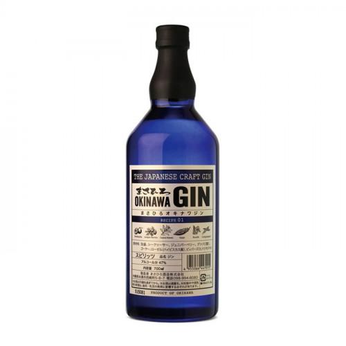 Masahiro Okinawa Gin   Japanese Gin