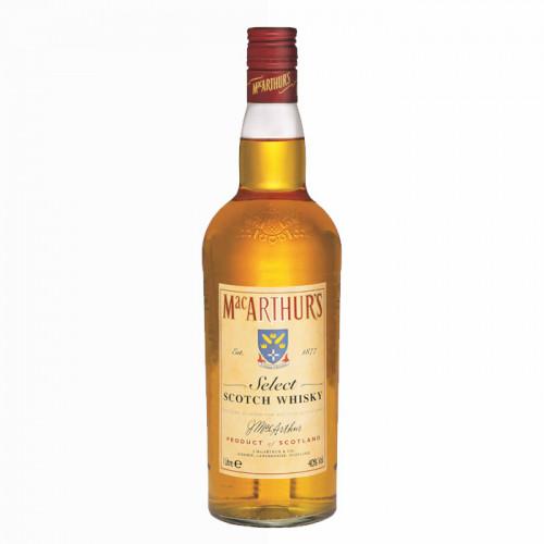 McArthur's Select | Philippines Manila Whisky